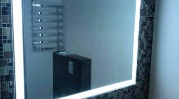 зеркало с лед подсветкой